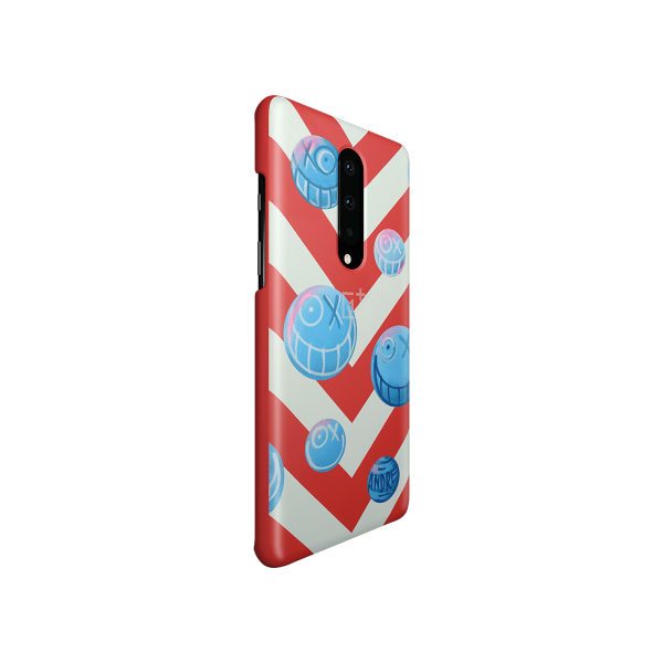 Защитный чехол для OnePlus 8 Never Settle André Limited Edition